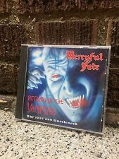 MERCYFUL FATE - Return of the Vampire - CD ** excellent  1992 original