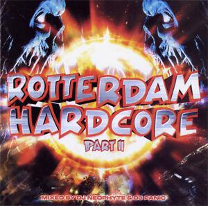 ROTTERDAM HARDCORE II = Playah/Neophyte/Brown/Bodylotion...=CD= HARDCORE GABBER