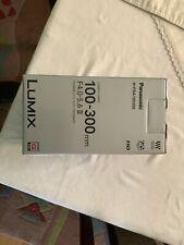 Panasonic Lumix G Vario 100-300mm f/4.0-5.6 OIS II