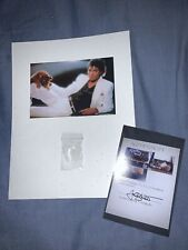 Michael Jackson King Of Pop Hair Strands Large Lock Thriller Relic Collectible