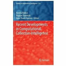 Recent Developments in Computational Collective Intelligence 513 (2013,...