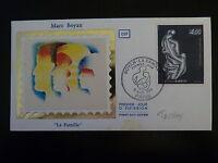 FRANCE PREMIER JOUR FDC YVERT 2234   OEUVRE DE MARC BOYAN    4F   PARIS  1982