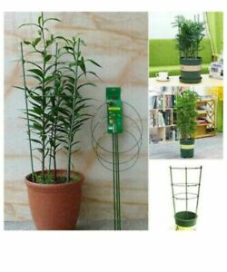 60 /90 cm Climbing Plant Support Cage Garden/Flowers Stand Rings Tomato Support