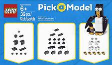 NEW LEGO MINI PENGUIN & BABY 3850015 Set Pick-A-Model Parts Creator animal zoo