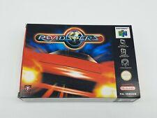 Nintendo 64 Roadsters N64 🎇VGC - TOP🎇