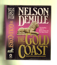 Nelson DeMille, The Gold Coast, Signed