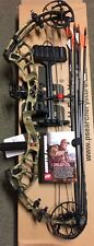 """PSE BRUTE FORCE  R/H 60/ 70# 25-31"""" DRAW RIGHTHAND Camo Package drop away rest"""