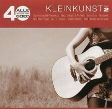 Alle veertig goed : Kleinkunst vol. 2 (2 CD)