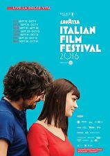 LAVAZZA ITALIAN FILM FESTIVAL AUSTRALIA MANIFESTO