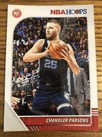 Chandler Parsons 2019-20 NBA Hoops Hawks Card #94   *4898*