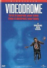 Videodrome 0025192038723 DVD Region 1 P H