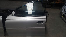 HOLDEN WL STATESMAN 2005 MDL L/HAND FRONT PASSENGER DOOR SHELL PC: 470G SILVER