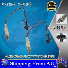 2x O2 Lambda Oxygen Sensors for Holden Commodore VS VT VX VY Statesman WH WK