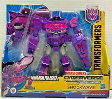 Transformers Cyberverse Decepticon Shockwave Shock Blast