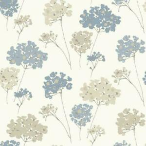 Arthouse New Metallic Finish Wallpaper in Leaf Floral  907500