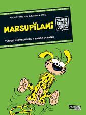 50 Jahre Carlsen: Marsupilami (TWO-IN-ONE) - Deutsch - Carlsen - NEUWARE