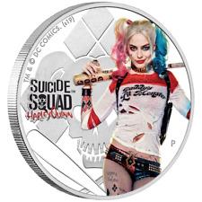 Tuvalu 1 Dollar 2019 - Suicide Squad™ - Harley Quinn™ (2.) - 1 Oz Silber PP