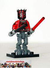 LEGO ® Star Wars Mini Personaggio, figure, Darth Maul, sw493 con spada laser, 75022