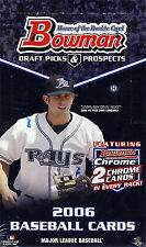 Bowman Draft Picks & Prospects 2006 MLB