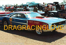 """Rod Shop Dodge"" 1968 Dodge Charger B/Gas MOPER Drag Car PHOTO!"