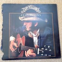 DON WILLIAMS Expressions LP VINYL