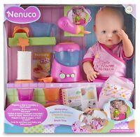 Nenuco Merienditas  Famosa 700014057 Cuida a tu Nenuco como un bebé de verdad