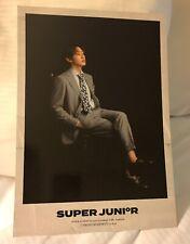 Super Junior Eunhyuk Portrait Photo Season's Greetings 2019