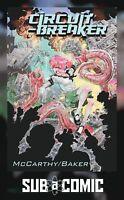 CIRCUIT BREAKER #4 (IMAGE 2017 1st Print)
