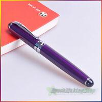 Jinhao x750 roller ball pen Fashion purple new gift pen free shipping