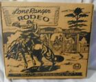 Marx Lone Ranger Rodeo Play Set