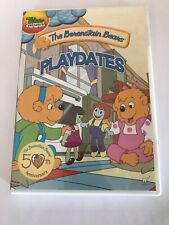 The Berenstain Bears PLAYDATES dvd 2012 Canadian Treehouse Read Description Plz