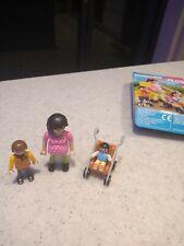 Playmobil Pram Pregnant Baby Child Toddler Bundle 4782 complete
