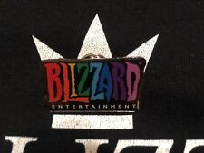🌈 Blizzard DIVERSITY RAINBOW Pin EMPLOYEE ONLY Blizzcon 2017 2018 100%Authentic