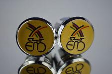 Eddy Merckx Handlebar End Plugs Bar Caps vintage guidon bouchons calotte tappo