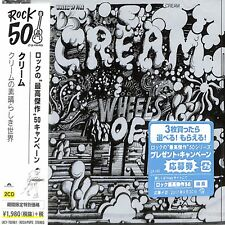 CREAM - Wheels Of Fire - Japan 2017 Limited Edition - UICY-78290/1 - 2 CD