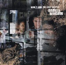 VERB T & THE LAST SKEPTIK Broken Window CD UK 2007 Hip Hop RAP Private SEALED