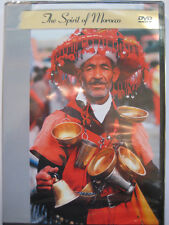 The Spirit of Morocco (DVD,2002) Sights and Sounds of Morocco NEW SEALED PAL