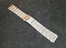 Original Vostok Amphibia watch strap / braclet, #110, 22mm, NWOT, UK SELLER
