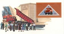 HISTORY OF TRANSPORTATION / HISTOIRE DES TRANSPORTS / LE CAMION BENNE