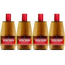Schwarzkopf Seborin Haarwasser für schuppenfreies Haar 4 x 400 ml