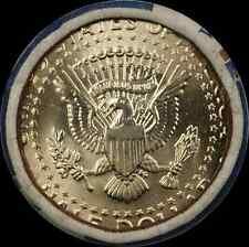 2002 D Kennedy Half Dollar $10 OBW Roll American Coins