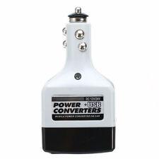 12V DC to AC 220V Car Auto Power Inverter Converter Adapter Adaptor USB Plug WN