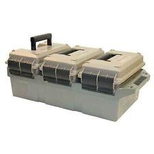 Ammo Crate Storage Box 3 Can Multi-Caliber Bulk Ammunition Utility Free Shipping