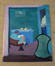 "1989-90 Art EXHIBITION Catalog~""MILTON AVERY""~American MASTER~Fresno CA"