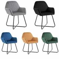 vidaXL Esszimmerstuhl Samt Küchenstuhl Stuhl Sessel Stühle mehrere Auswahl