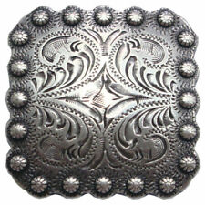 "Leathercraft Conchos 3/8 ""Size Belts"