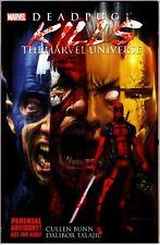 Deadpool Kills The Marvel Universe - Bunn & Talajic - Marvel Tpb - Fun Read!