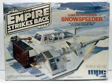 Vintage Star Wars LUKE SKYWALKER'S SNOWSPEEDER Brand New Empire Strikes Back