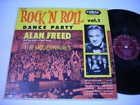 Alan Freed Rock 'N Roll Dance Party Vol. 1 1956 Mono LP