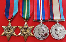 WW2 AUSTRALIAN PACIFIC NEW GUINEA KOKODA MEDAL GROUP REPLICA ANZAC
